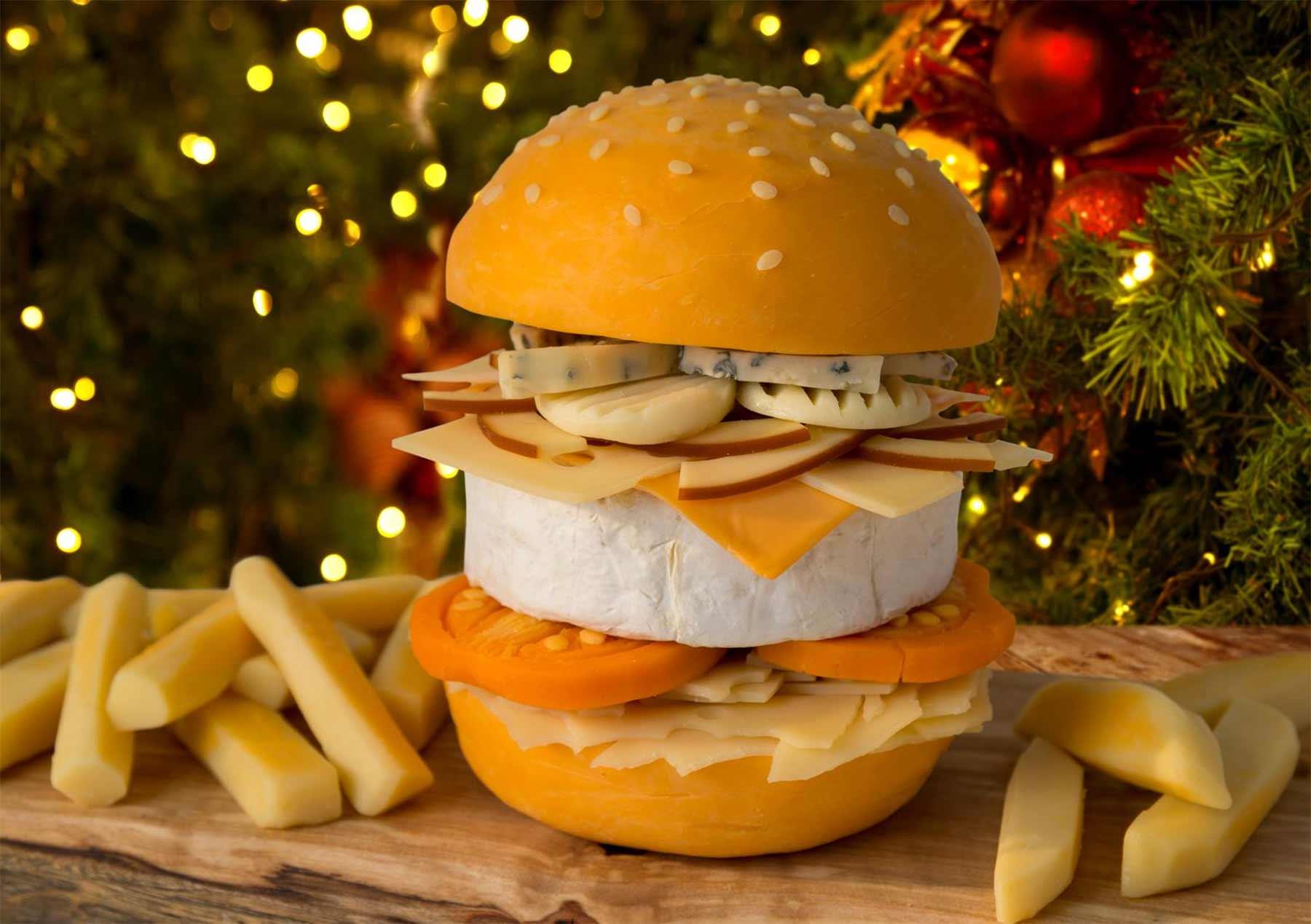 Dieser Cheeseburger besteht ausschließlich aus 9 Käsesorten cheeseburger-aus-9-sorten-kaese_02
