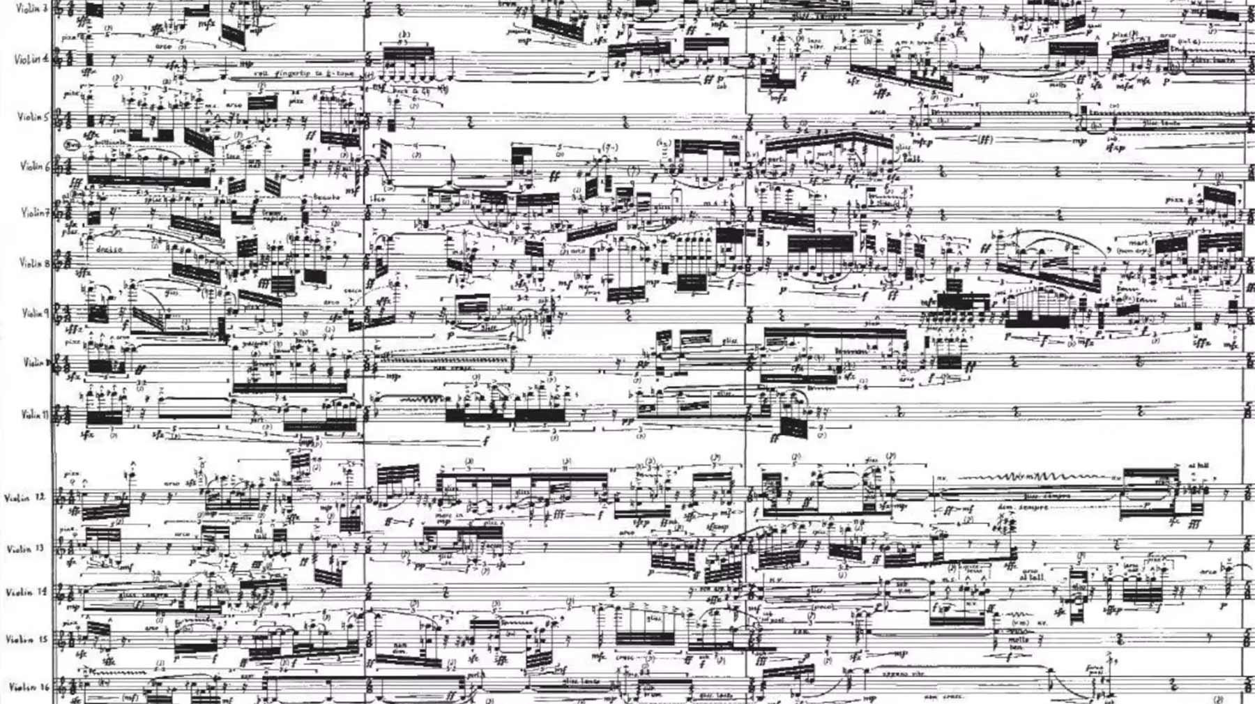 Das schwerste Musikstück der Welt das-komplizierteste-musikstueck-der-welt