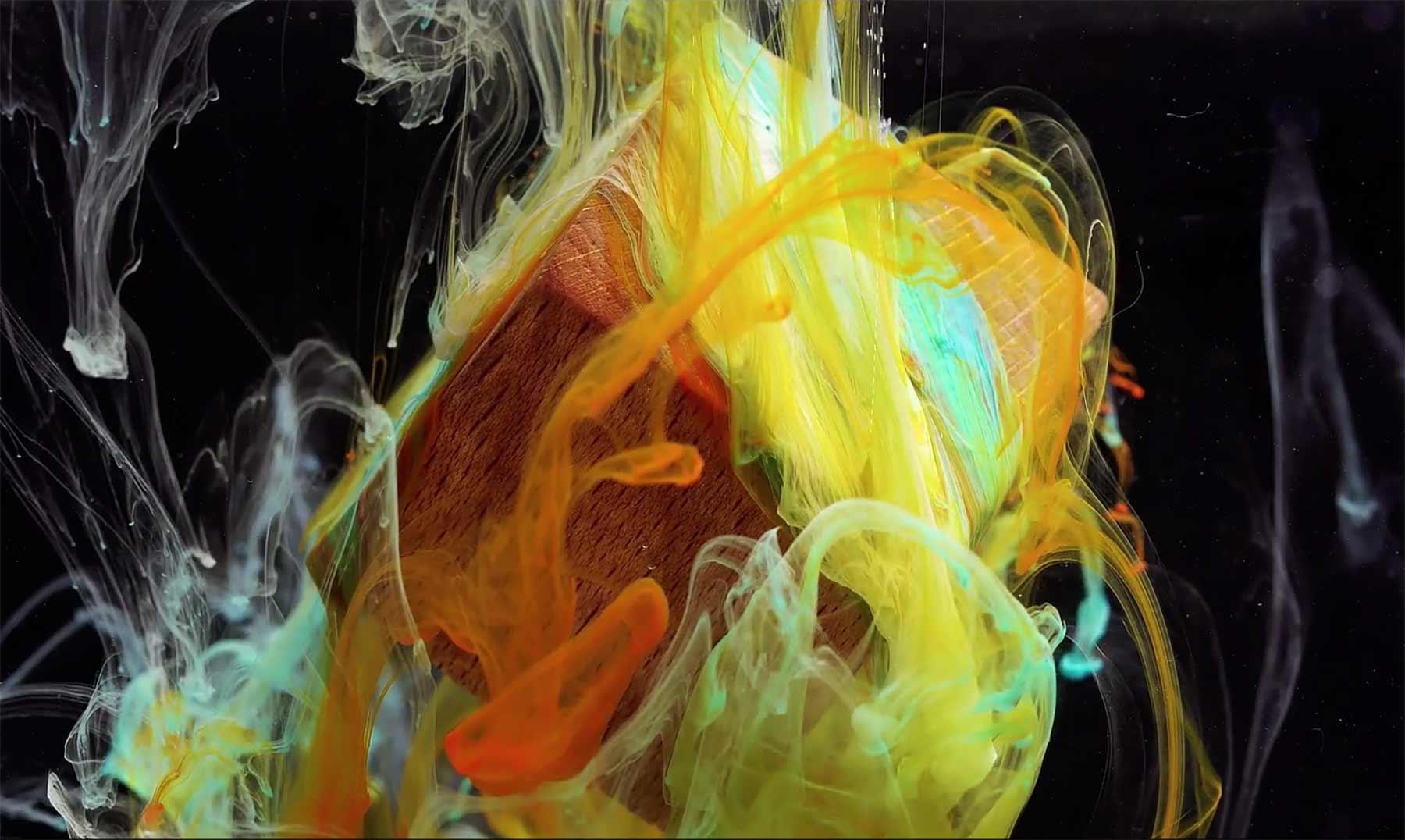 Wunderschöne Farbschleierwelten farbschleierwelten-MYST