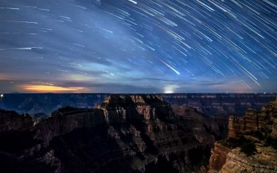 Grand Canyon-Timelapse: SKYGLOW