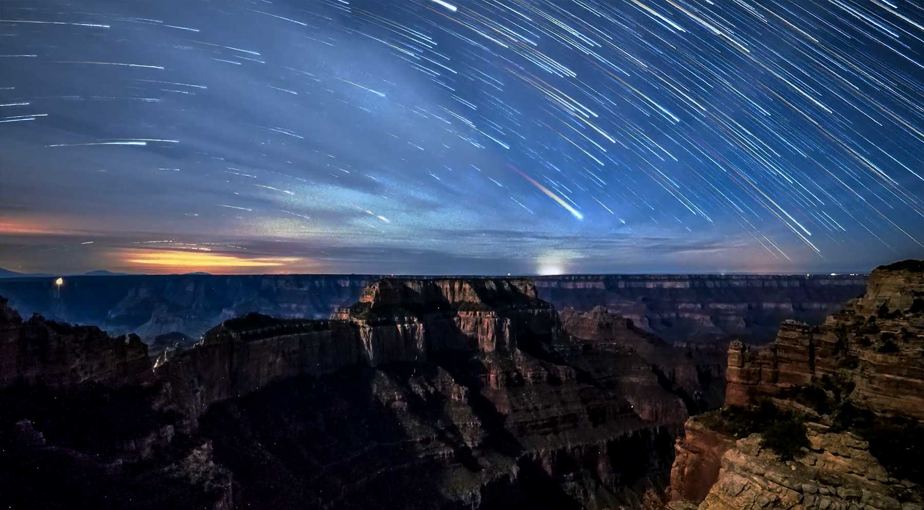 Grand Canyon-Timelapse: SKYGLOW grand-canyon-timelapse-skyglow