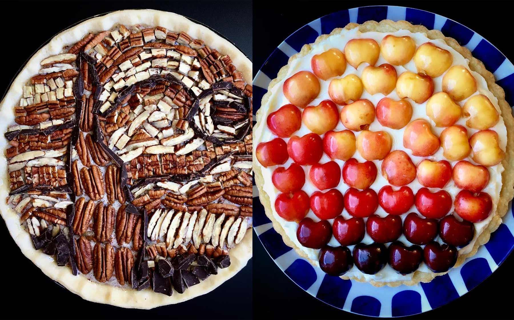 Kreative Kuchenkunst von Lauren Ko