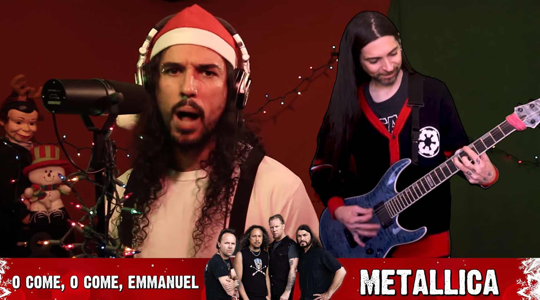 Weihnachtslieder im Stil von Metallica und Co. weihnachtslieder-im-Stile-von-metallica