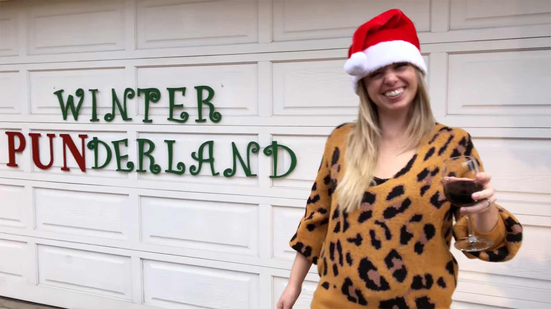 Christmas Punderland welcome-to-winterpunderland