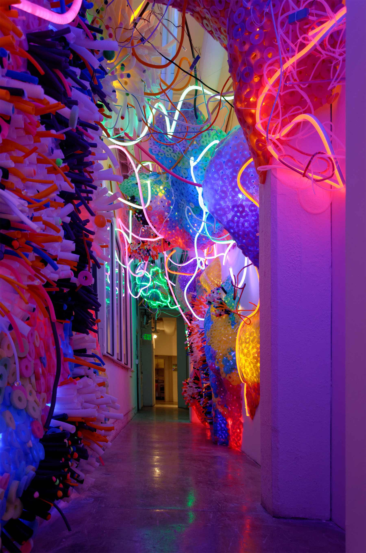 Licht-Installationen von Adela Andea Adela-Andea-lichtinstallationen_02
