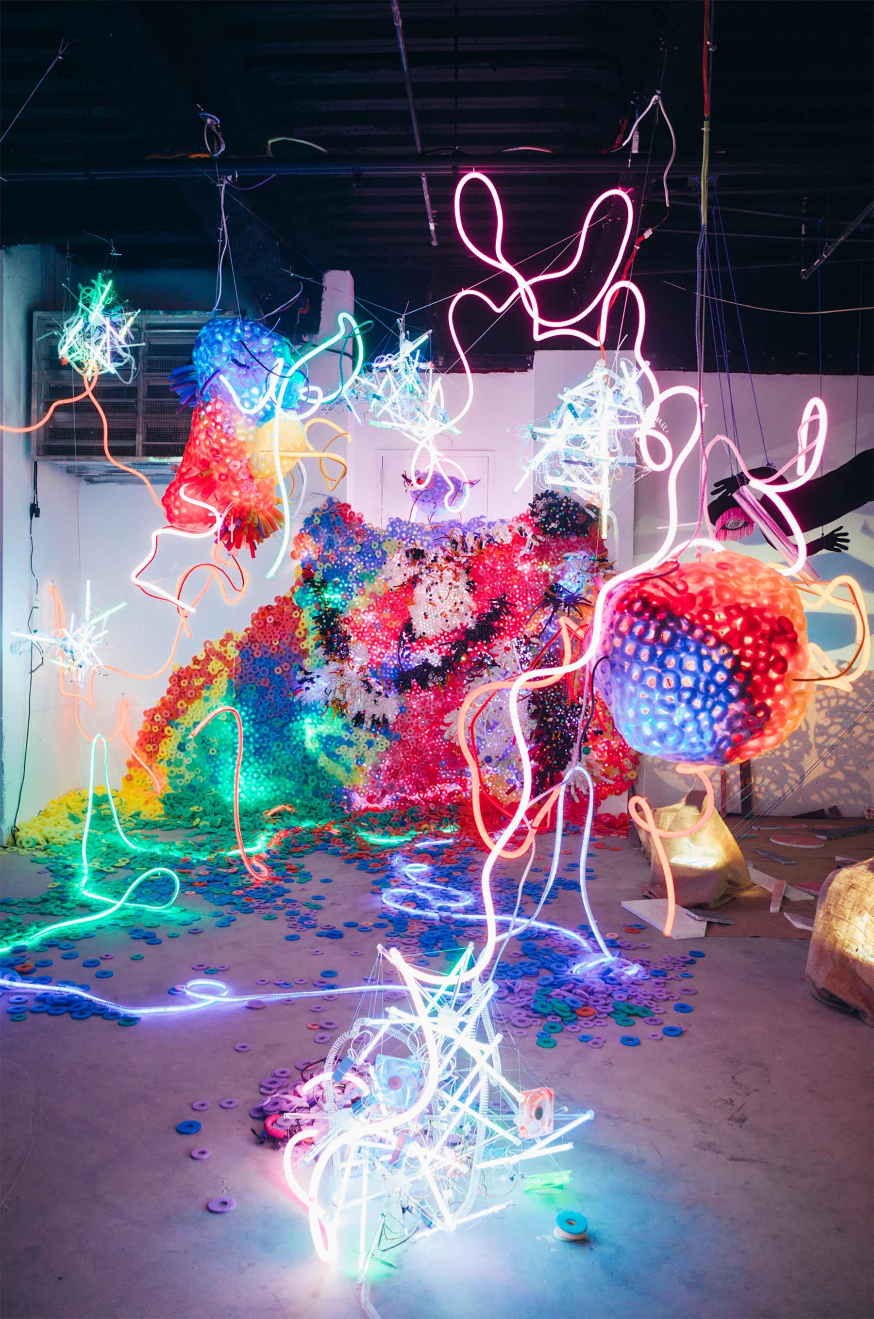 Licht-Installationen von Adela Andea Adela-Andea-lichtinstallationen_06