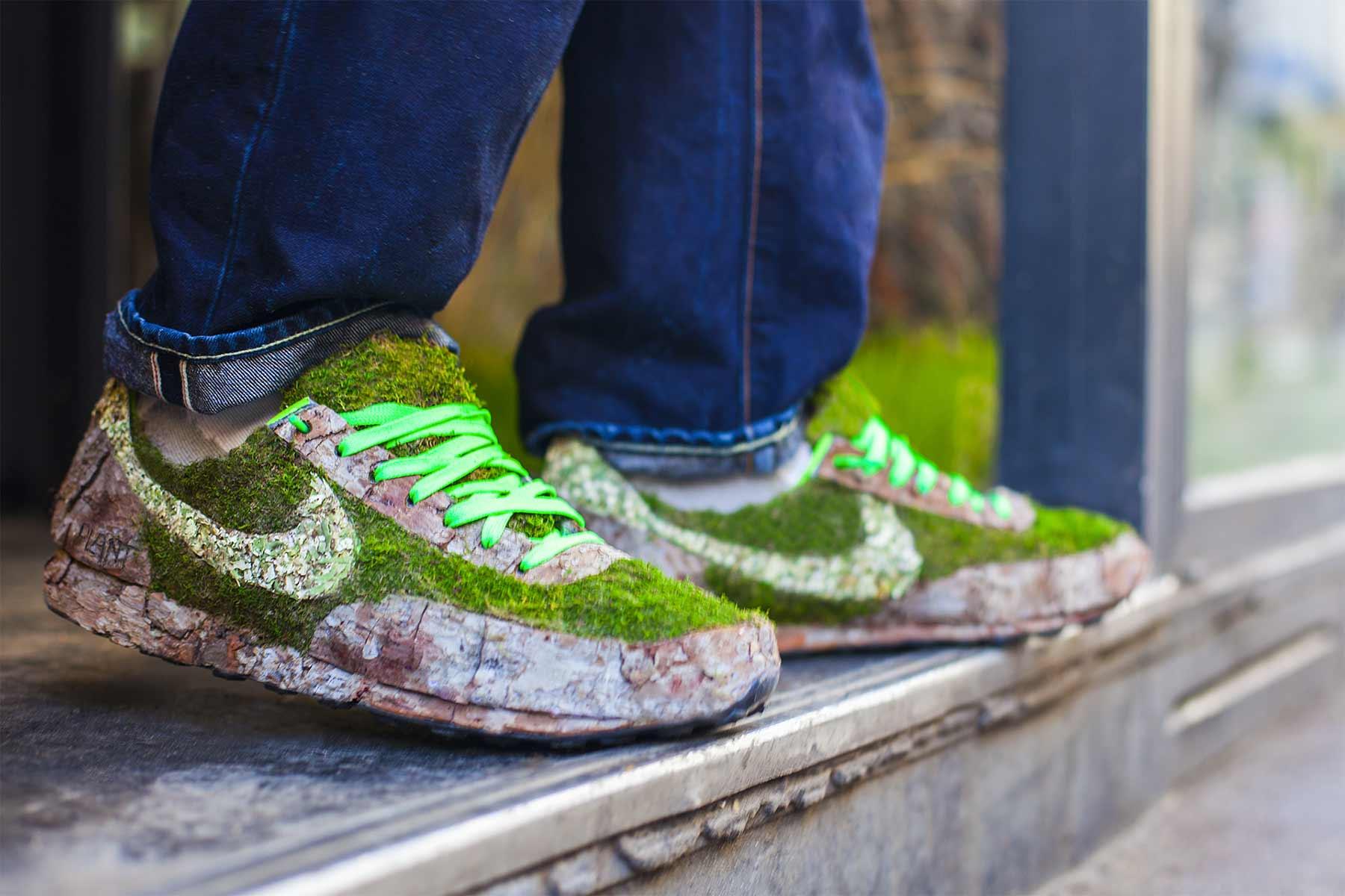 Wald- und Wiesen-Sneaker