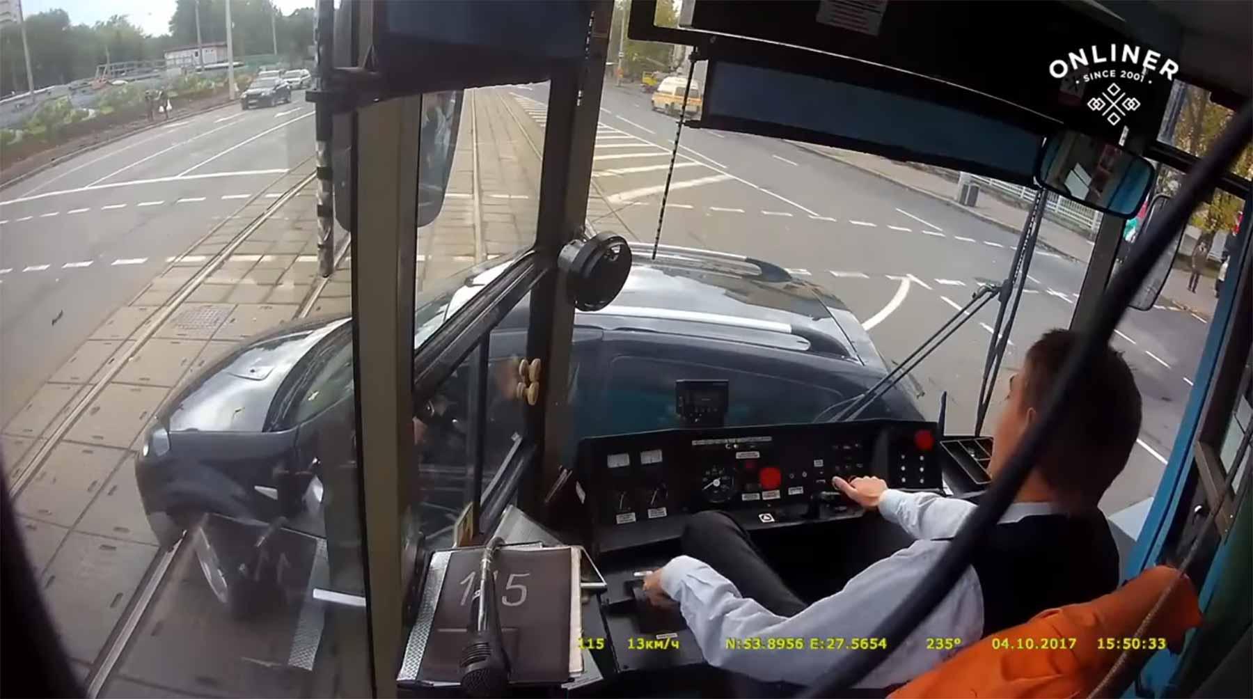Albtraumjob Tramfahrer
