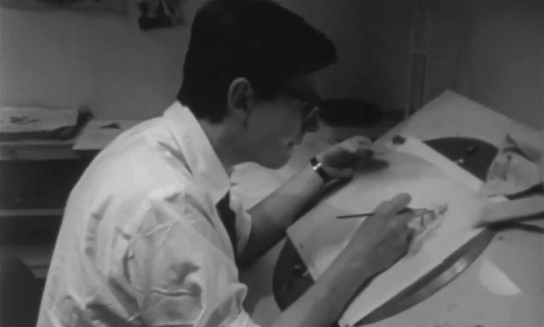 Die Animationszeichenkünste von Richard Williams