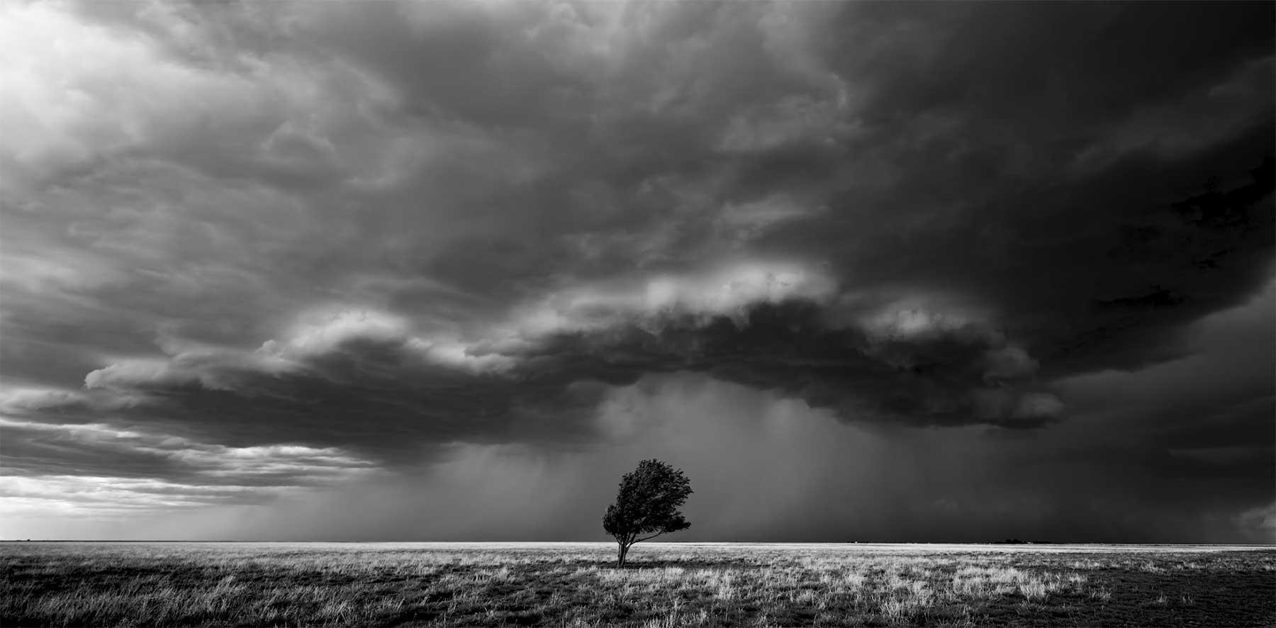 8K-Sturmtimelapse: Breathe