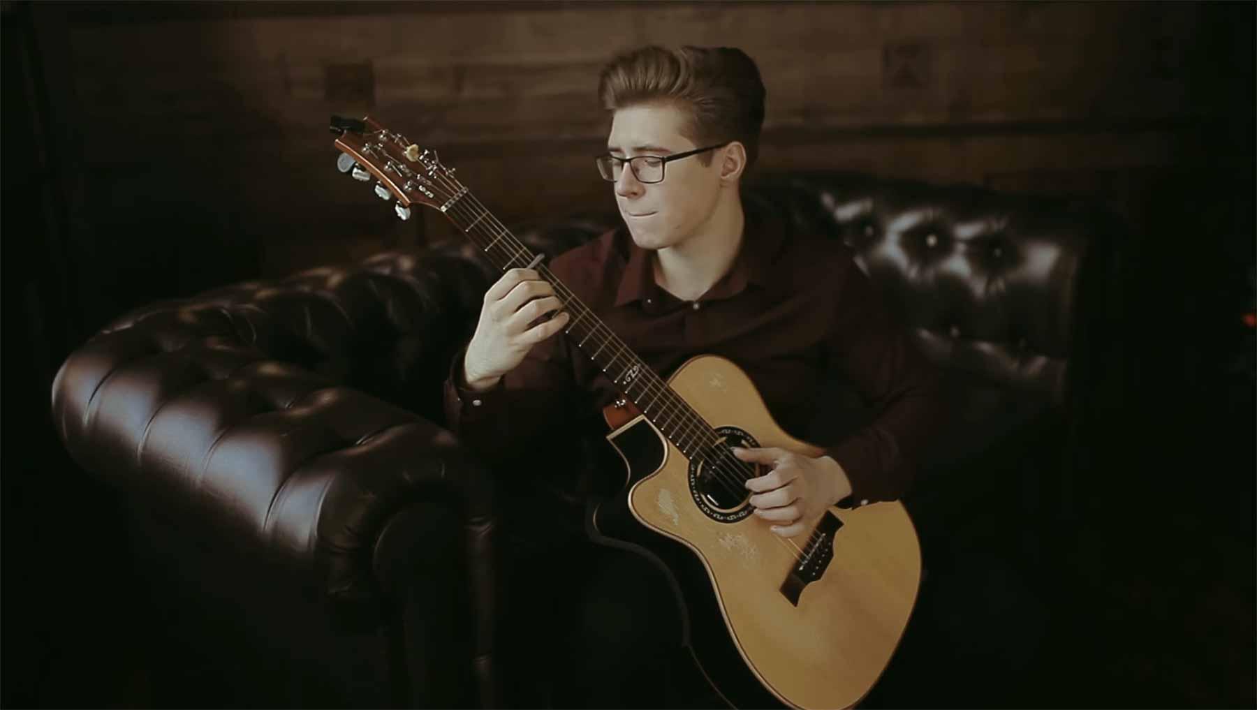 Wundervoll entspannende Gitarrencover von Alexandr Misko