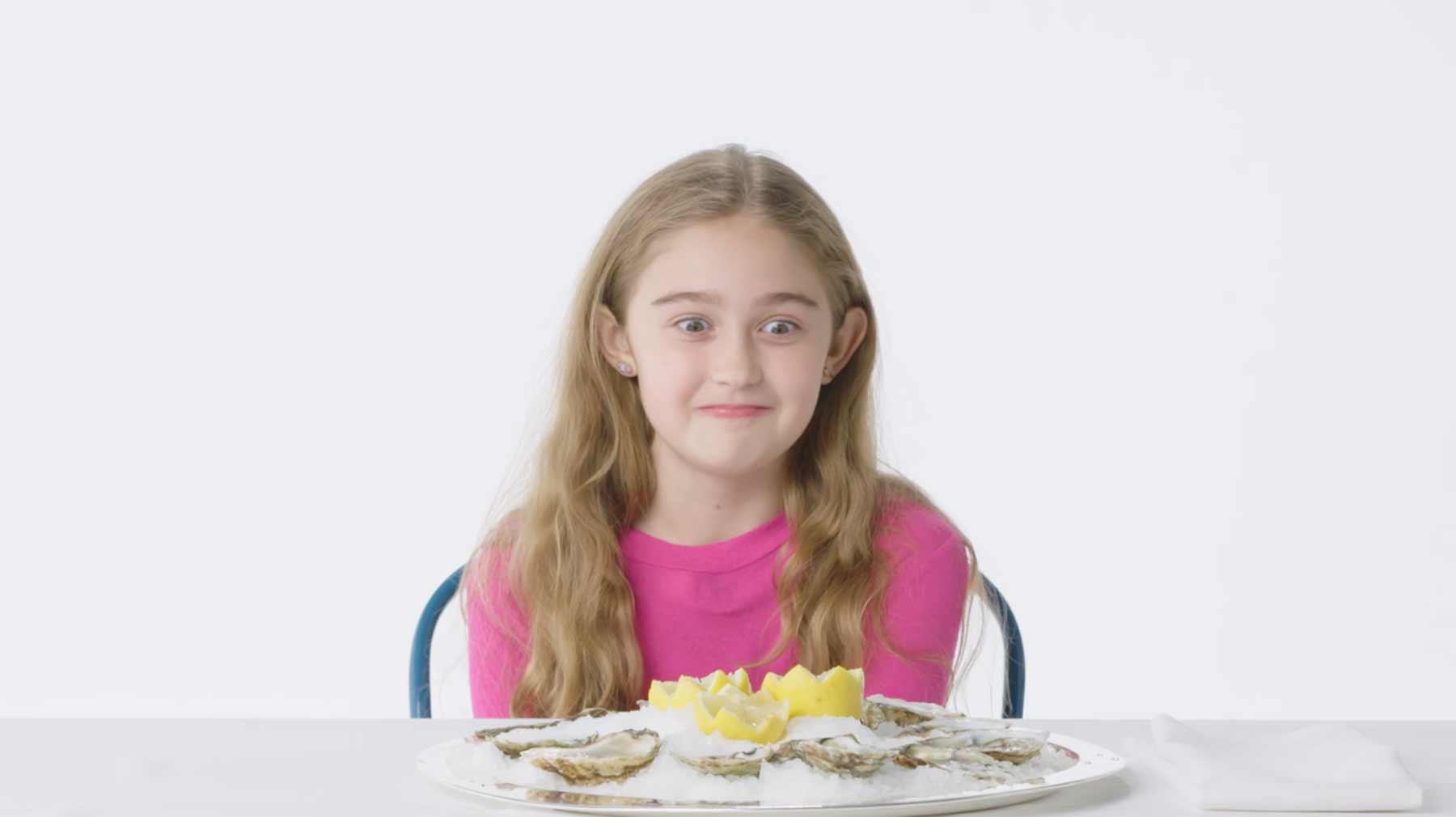 Kinder kritisieren die teuersten Essen des letzten Jahrhunderts