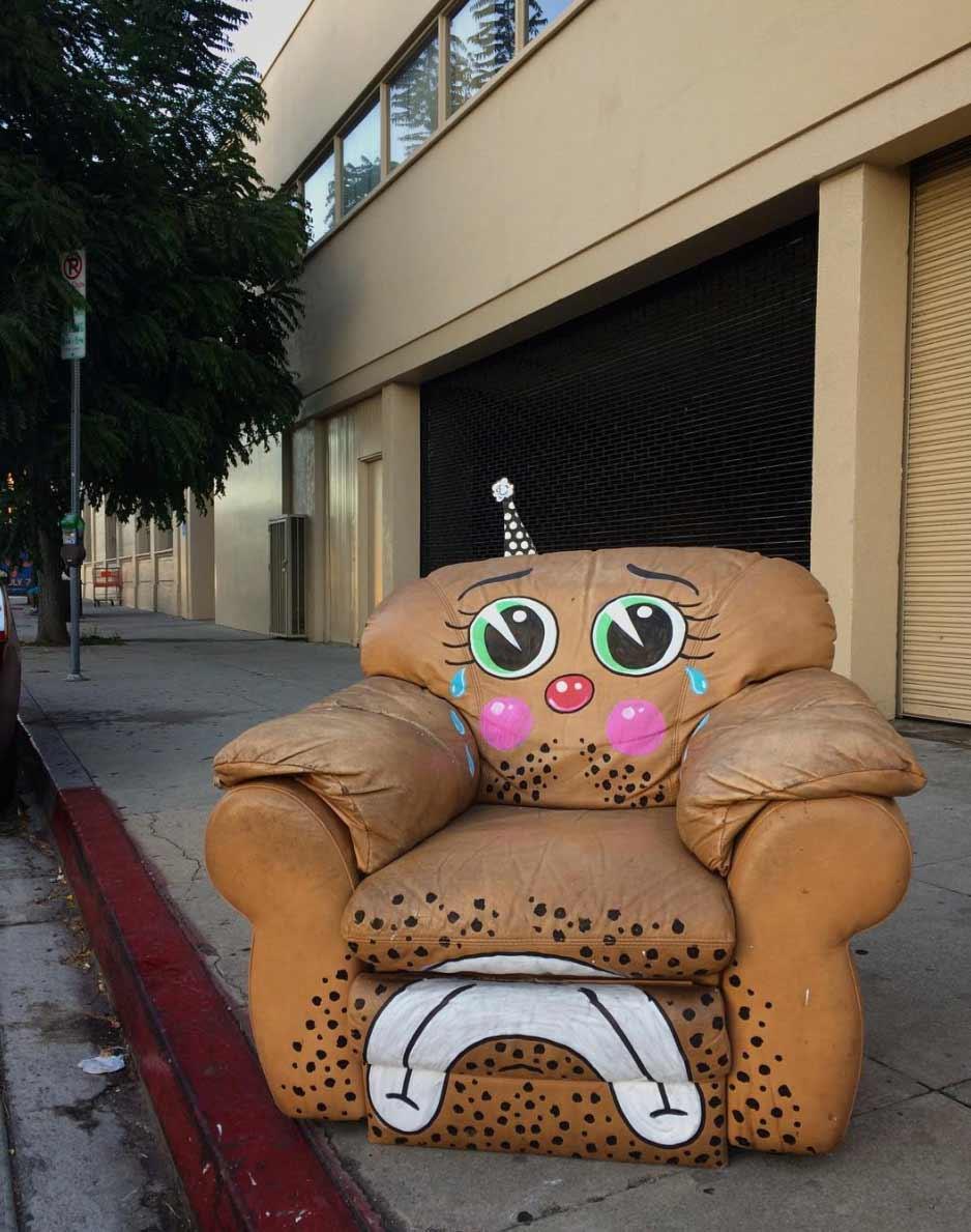 Trauriger Straßenmüll lonesome-town-clowngesichter_04