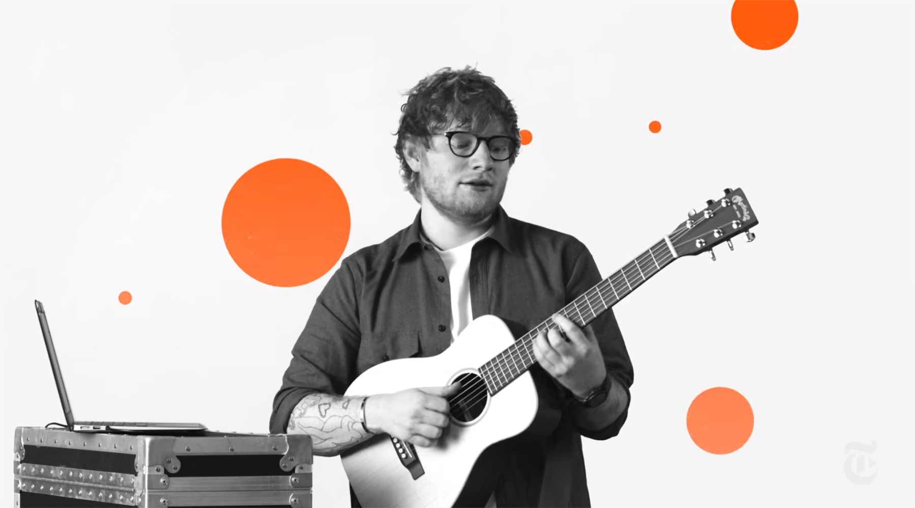 "So entstand Ed Sheerans ""Shape of You"""