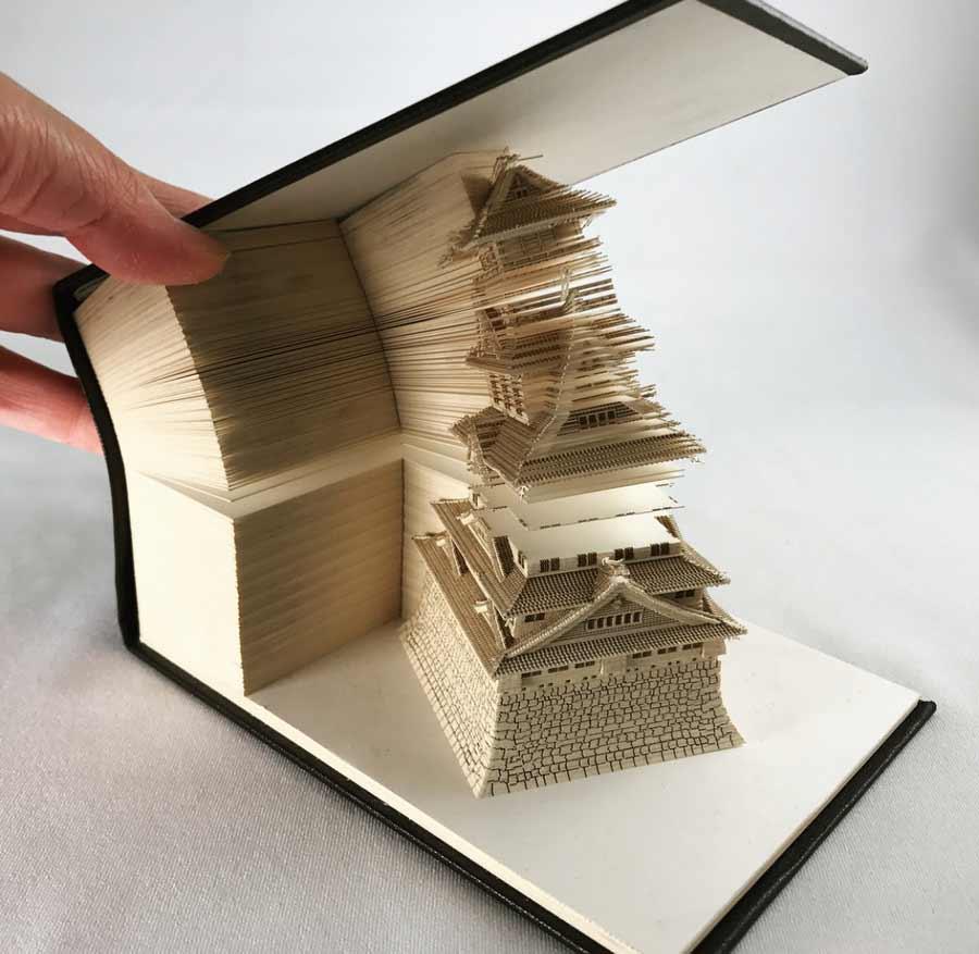 Diese Notizblöcke geben Blatt für Blatt eine Skulptur frei omoshiro-blocks_05