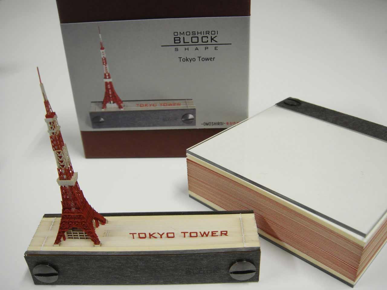 Diese Notizblöcke geben Blatt für Blatt eine Skulptur frei omoshiro-blocks_08