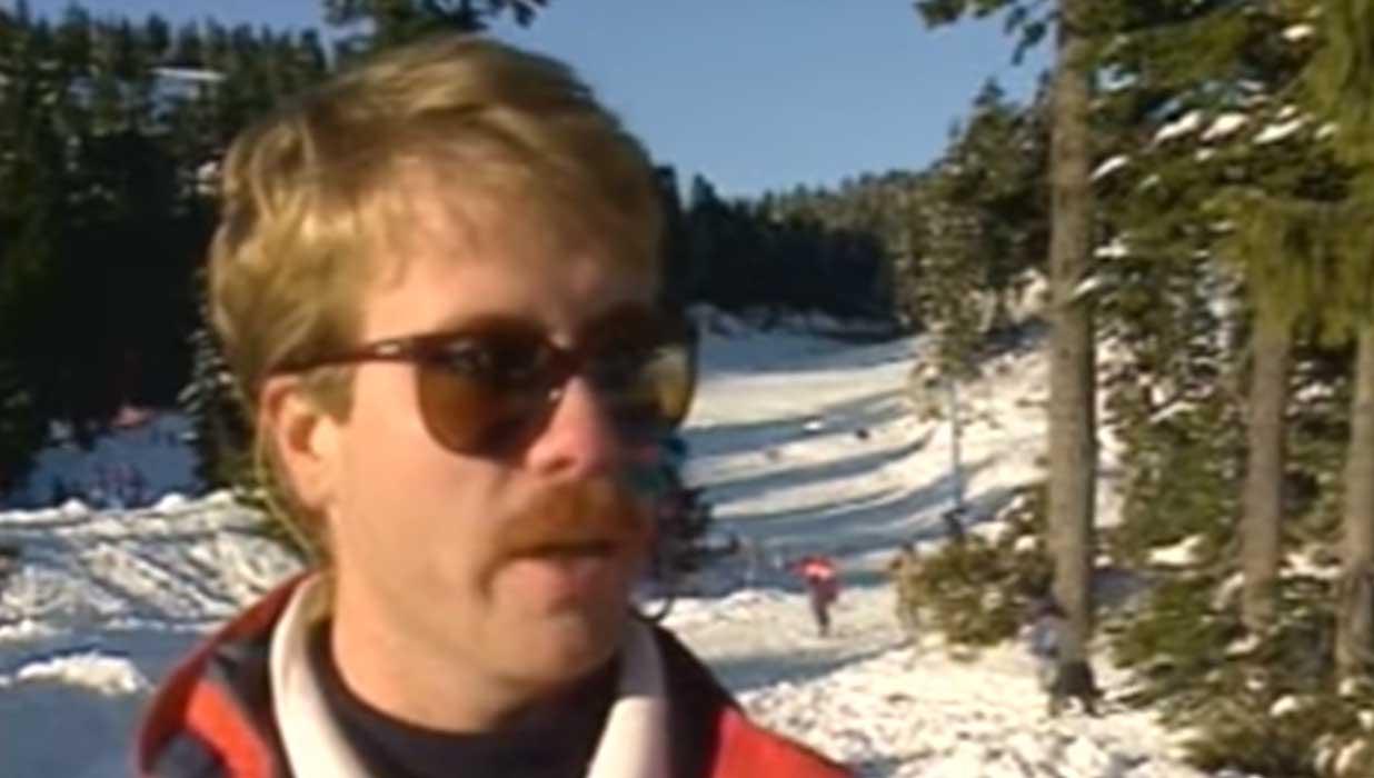 Das hielten Skifahrer 1985 von Snowboardern