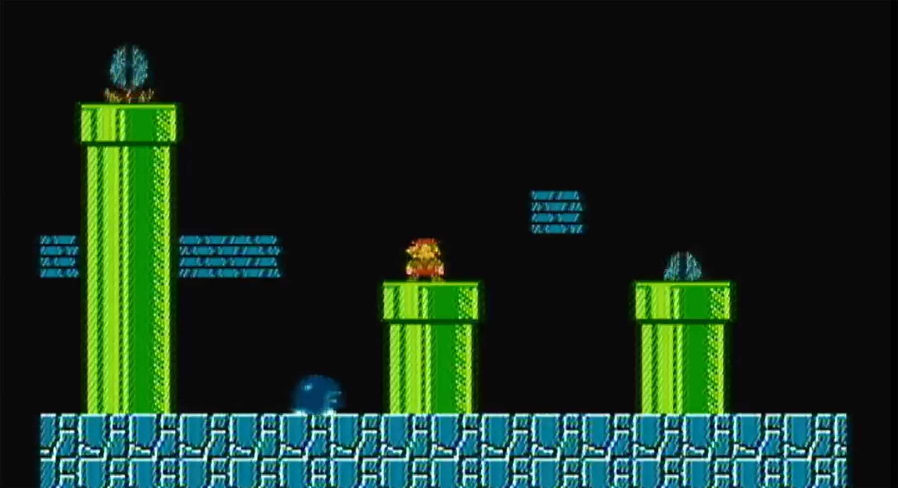 Das Besondere an Super Mario Bros. Level 4-2