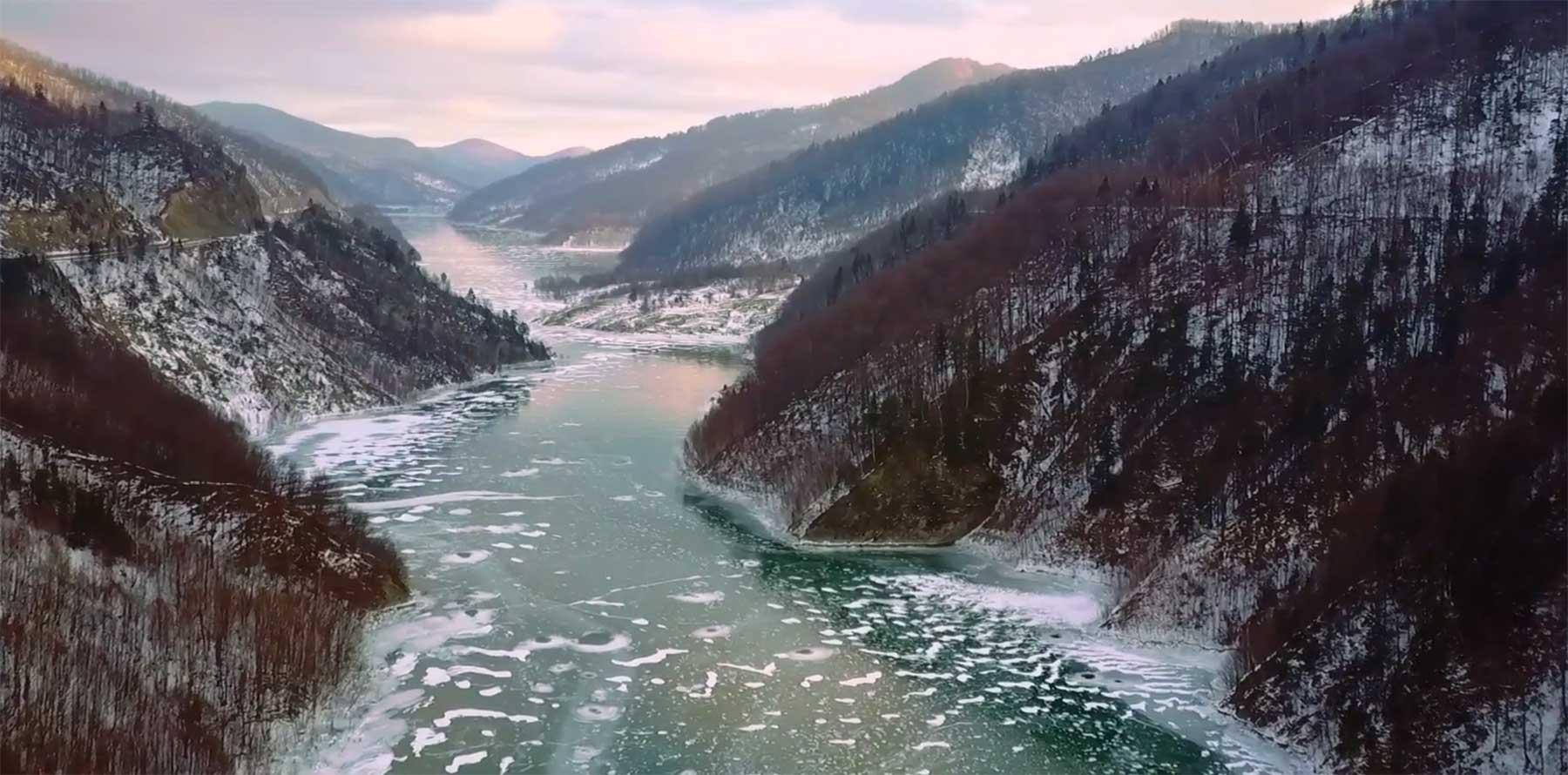 Die schönsten Luftaufnahmen von Bogdan Teodorescu