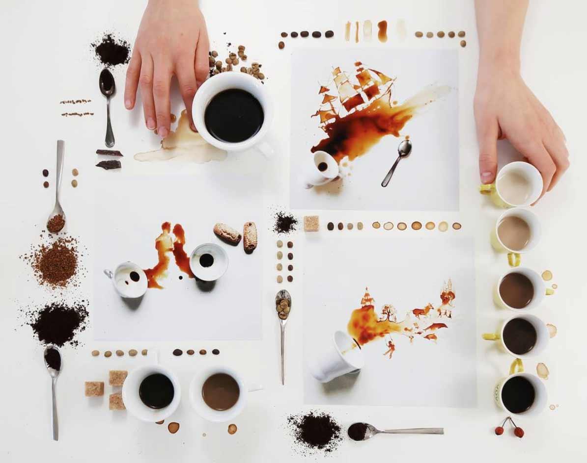 Neue Kaffee-Kunst von Giulia Bernardelli Giulia-Bernardelli-kaffeekunst-2_03