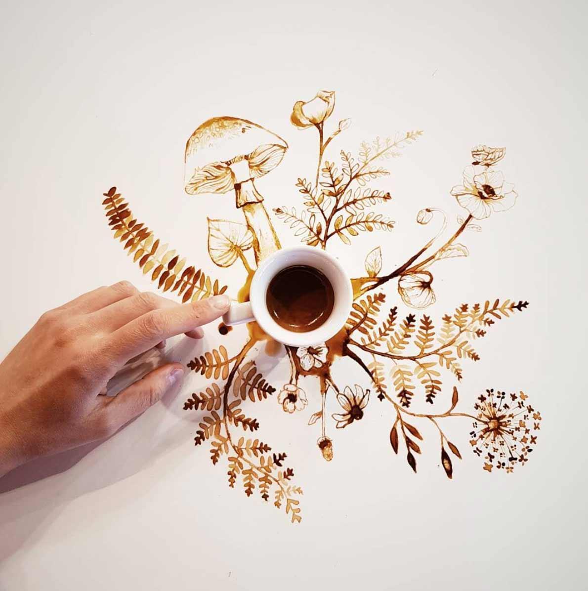 Neue Kaffee-Kunst von Giulia Bernardelli Giulia-Bernardelli-kaffeekunst-2_06