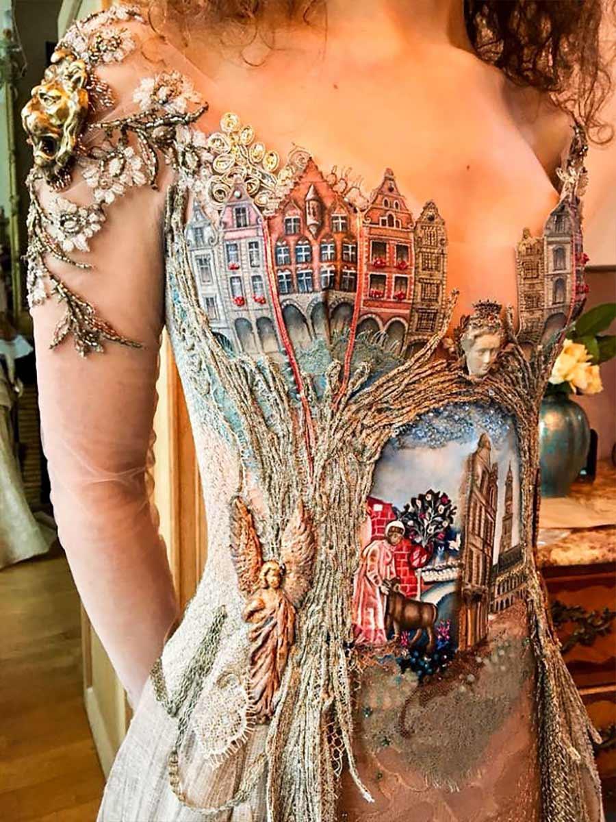 Märchenhafte Kleider von Sylvie Facon Kleider-Sylvie-Facon_03
