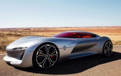 Renault Trezor GT Concept Car