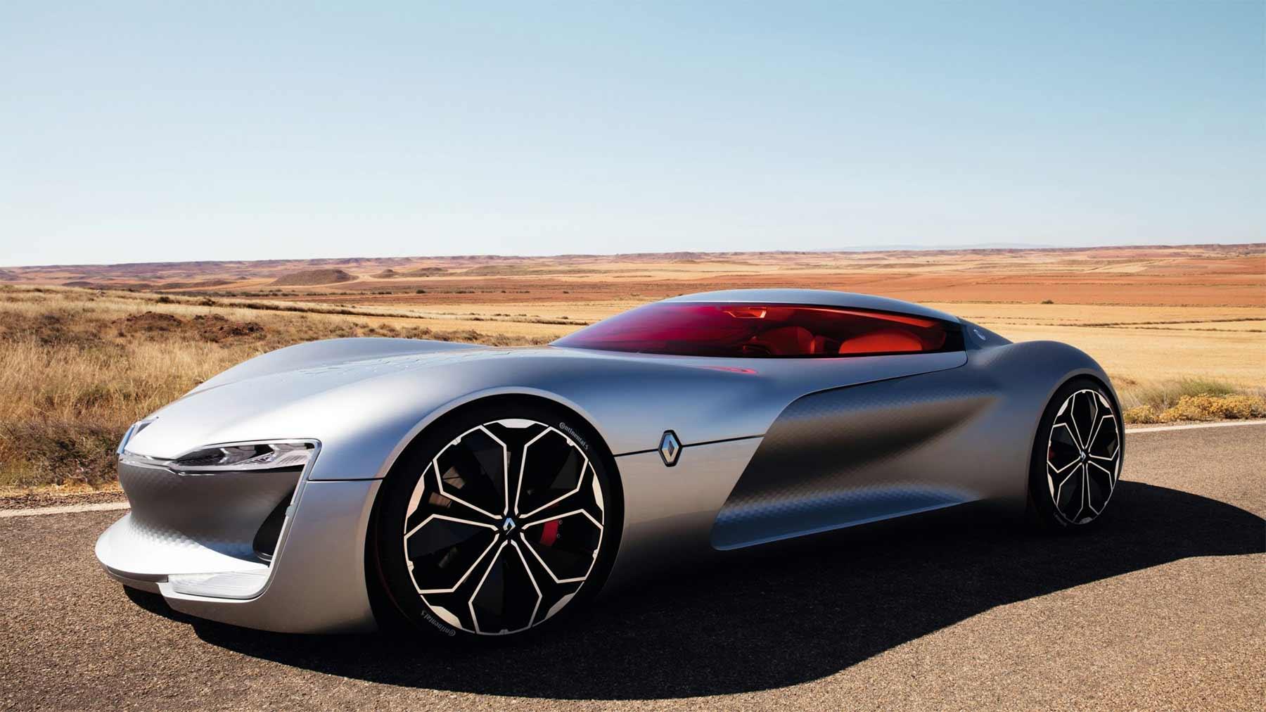 Renault Trezor GT Concept Car Renault-Trezor-GT-Concept-Car