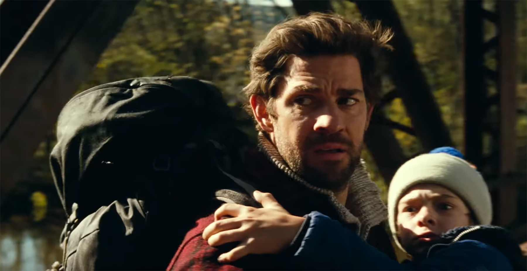 "Trailer: John Krasinskis Horror-Thriller ""A Quiet Place"""