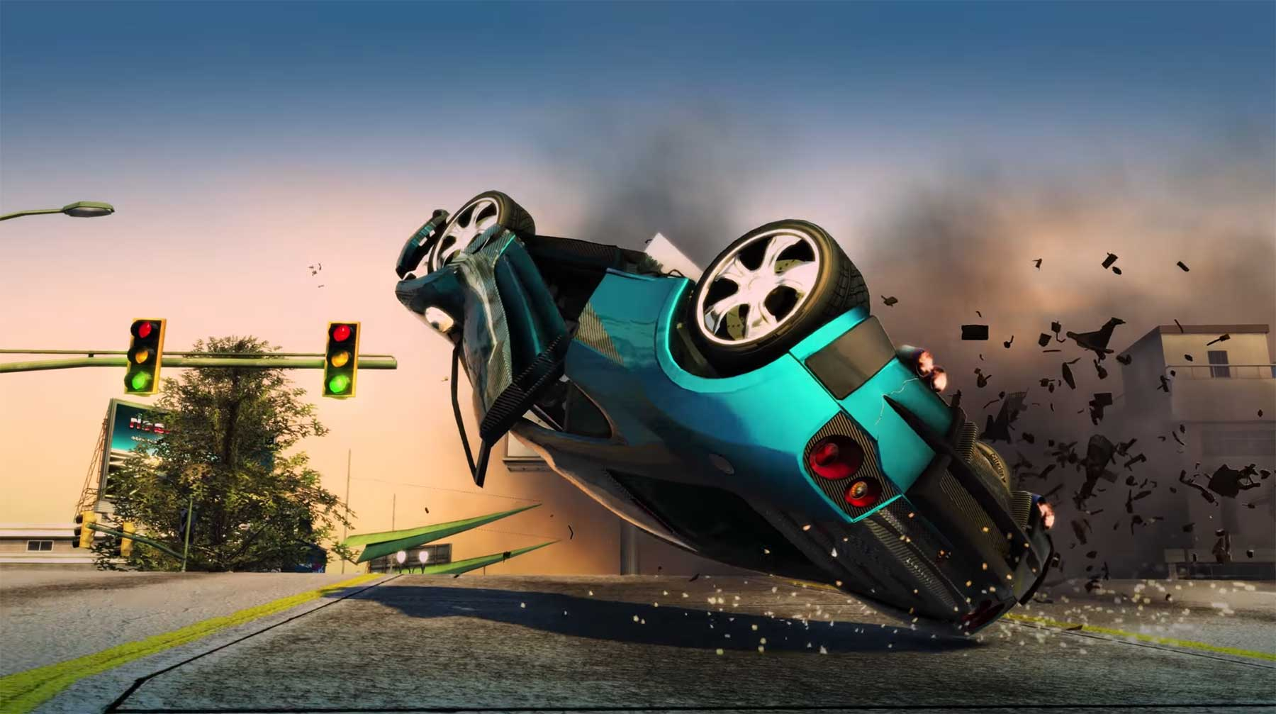 Burnout Paradise Remastered kommt!