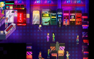 Adventure mit pixeligem Retro-Charme: Crossing Souls