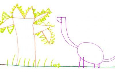 4-Jähriger erzählt die Geschichte der Dinosaurier