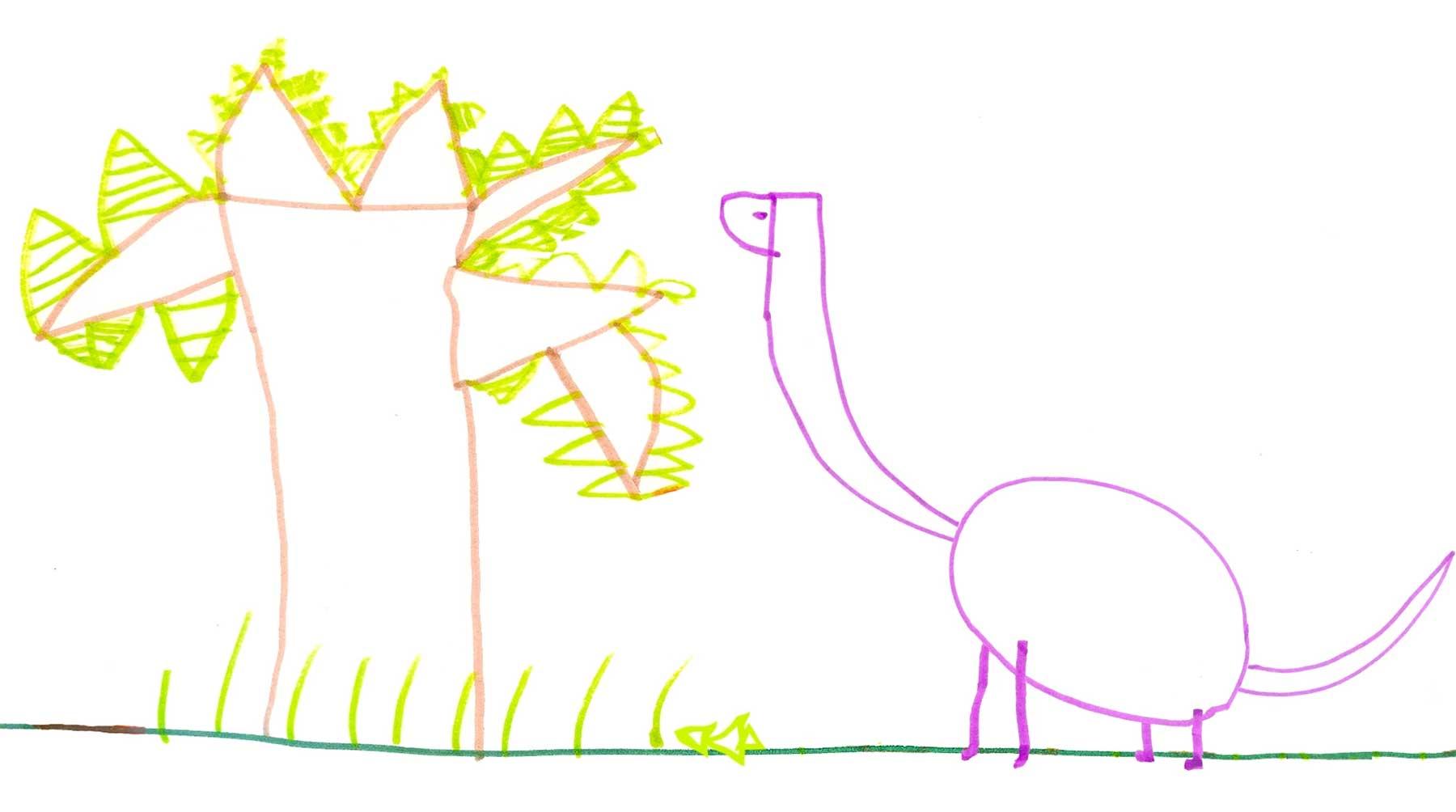 4-Jähriger erzählt die Geschichte der Dinosaurier dinosaur-a-film-by-nathan-and-his-dad