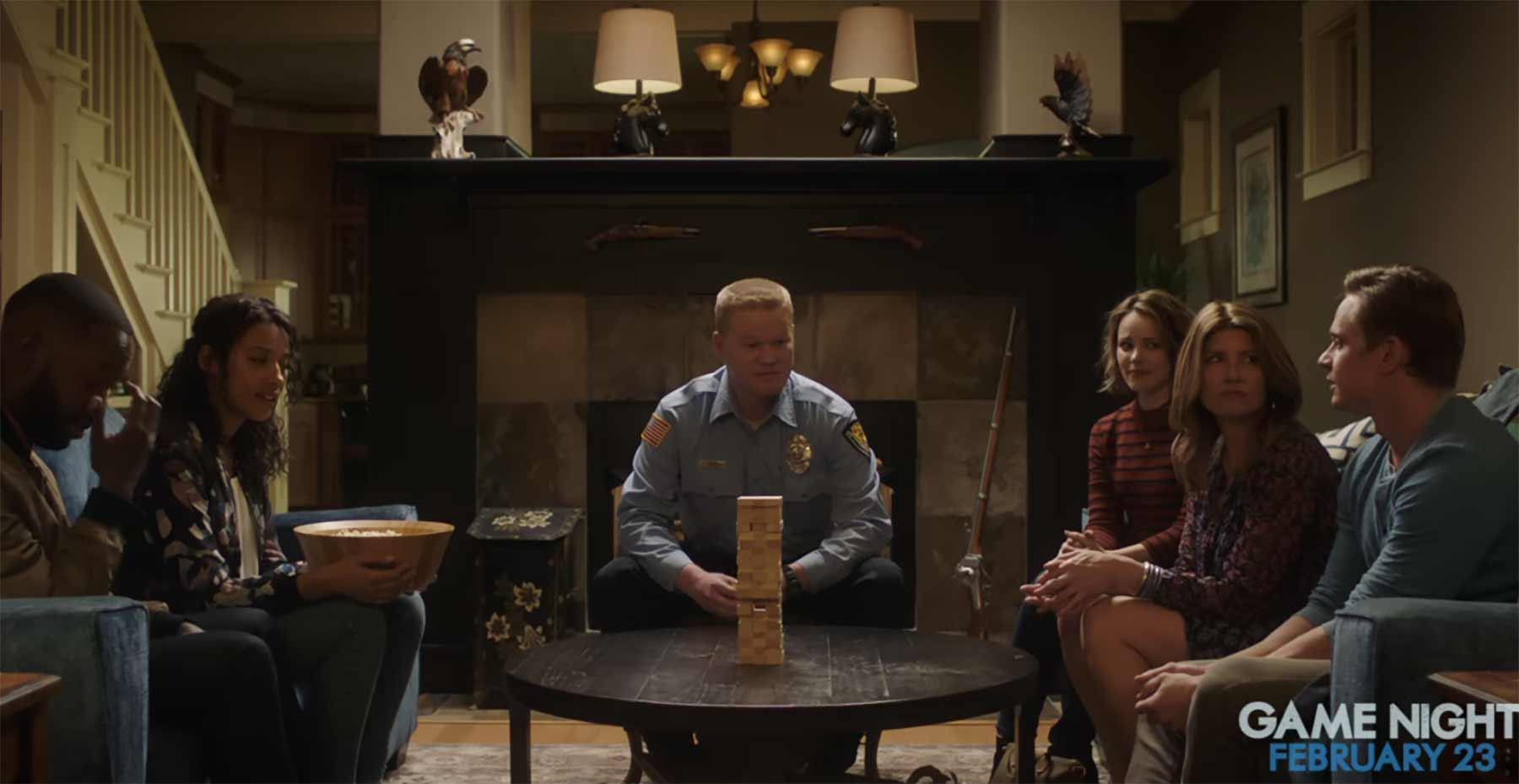 "Neuer Trailer zu ""Game Night"""