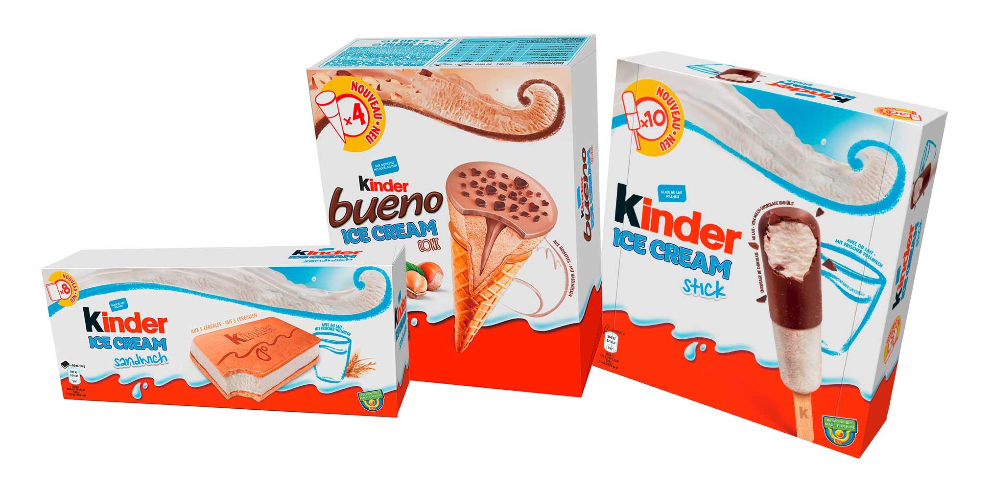 Seid die Ersten, die das neue kinder Milcheis kosten dürfen! kinder-icecream-eiscreme-eiszeit-kommt_02