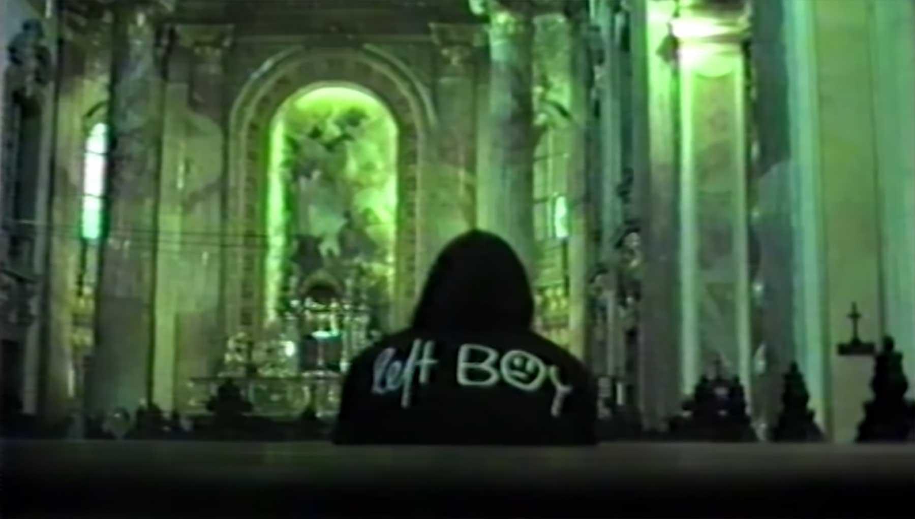 Left Boy – Father Of God