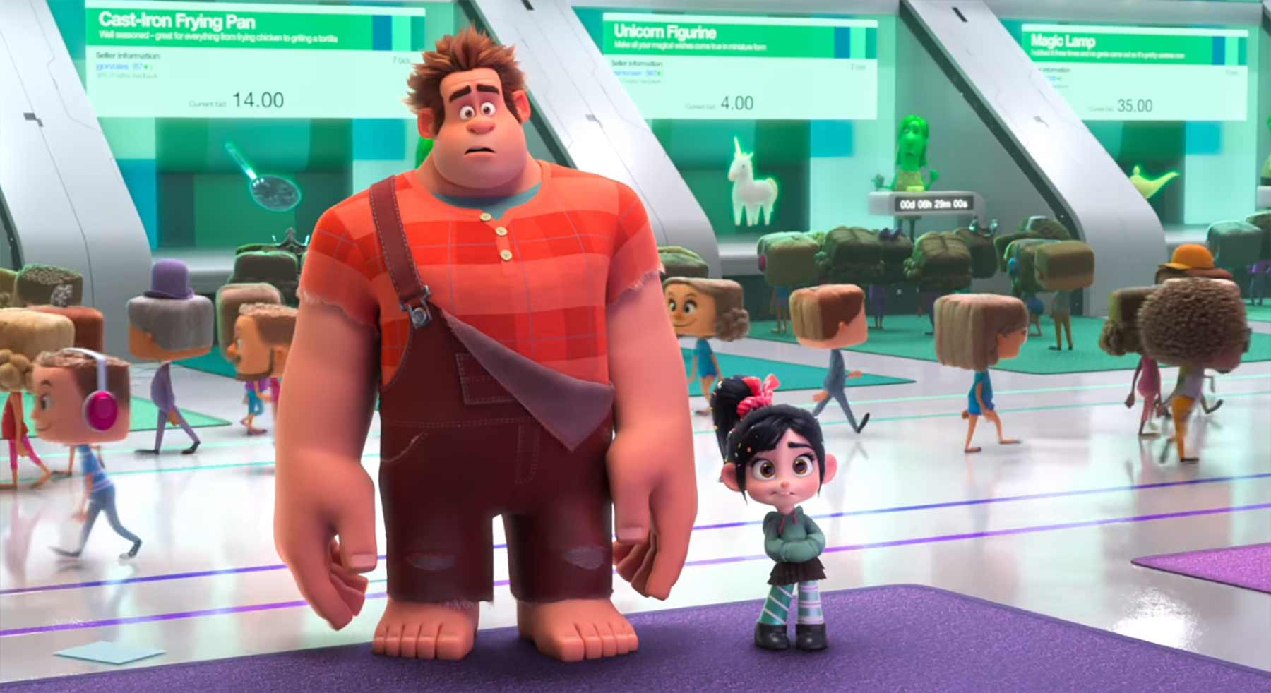 Wreck-It Ralph 2: Erster Teaser-Trailer