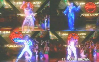 Das 1979er Finale der weltbesten Disco-Tänzer