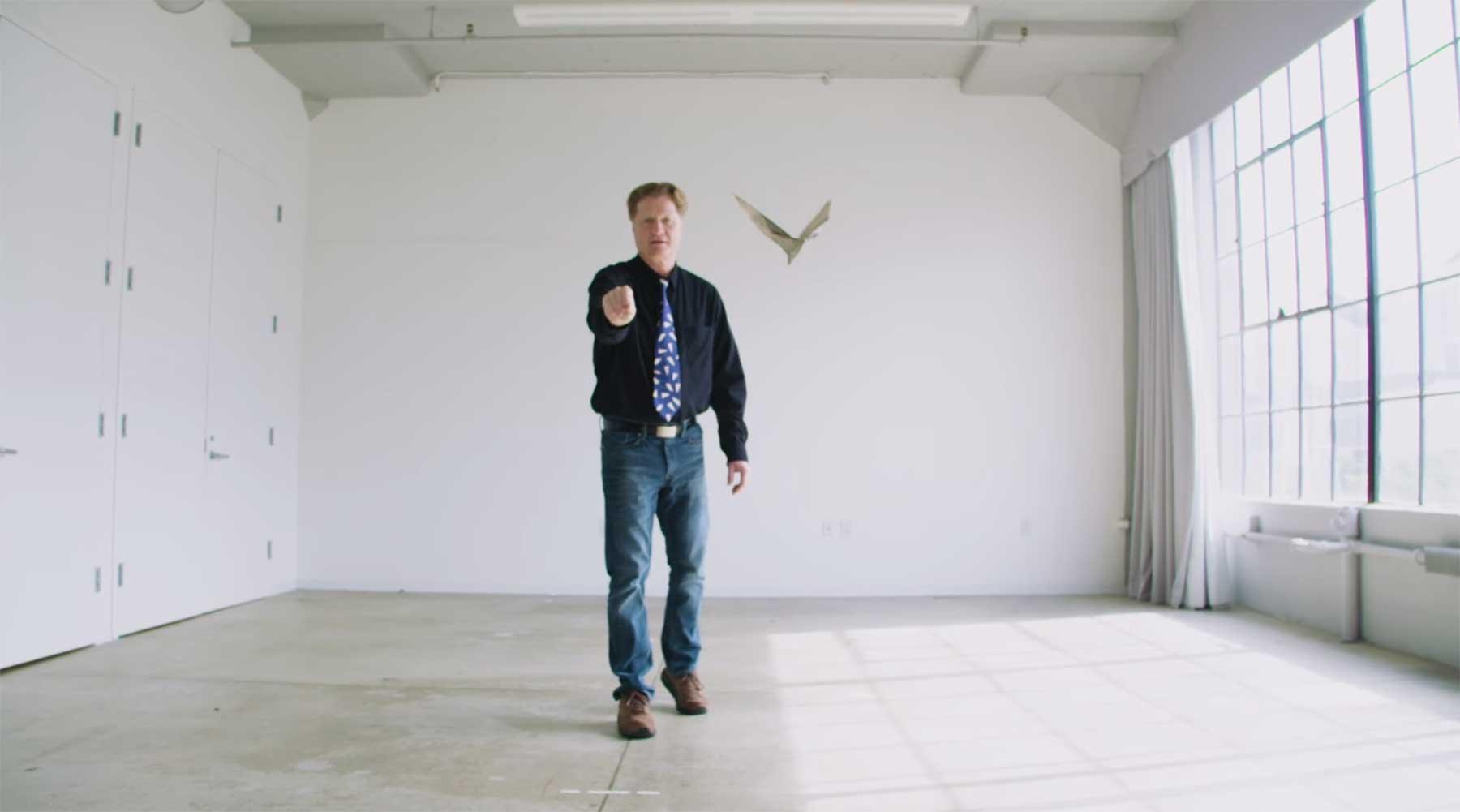 Der weltbeste Papierflieger-Bauer John-Collins-papierflieger