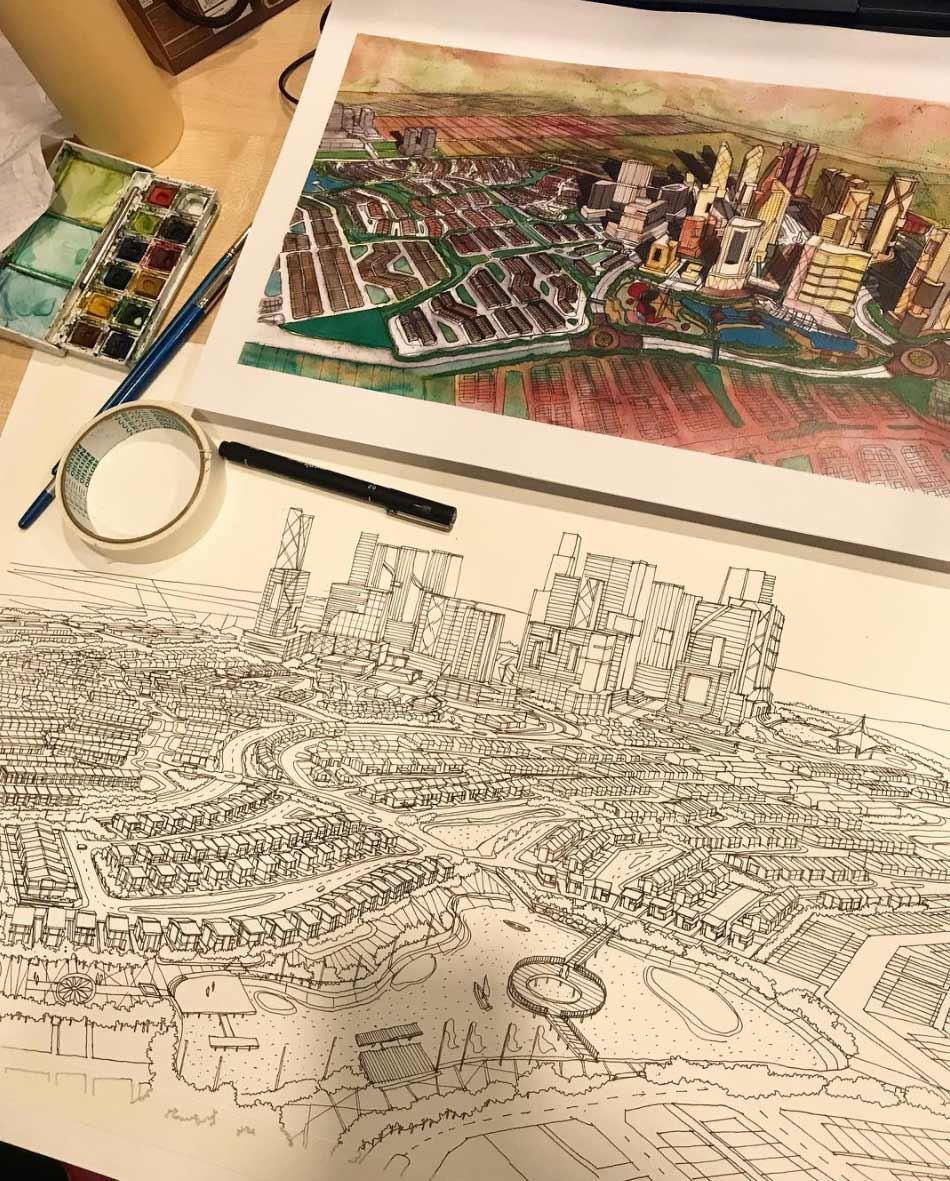 Zeichnungen: Syahmi Daud Syahmi-Daud_02