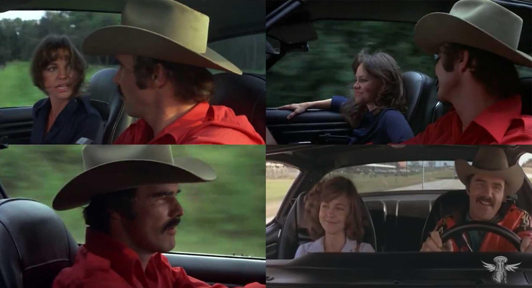 Supercut: Burt Reynolds kaut Kaugummi