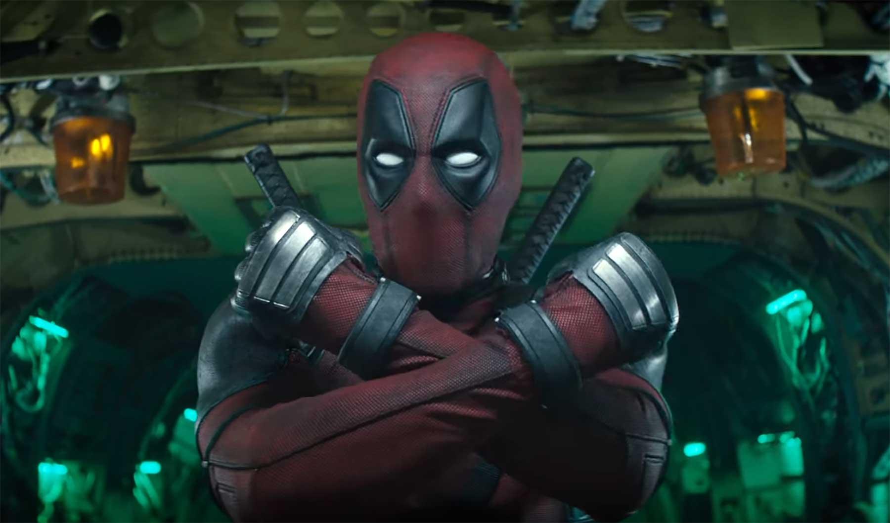 Deadpool 2: erster richtiger Trailer