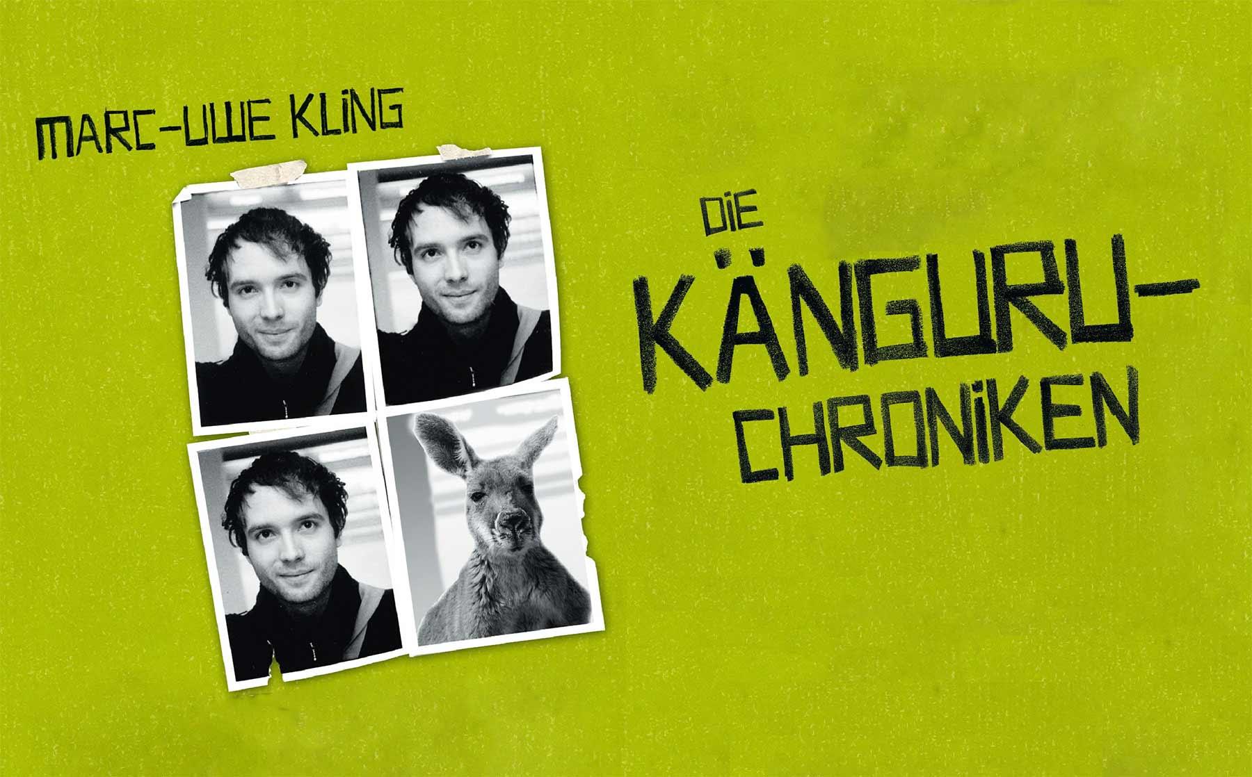 """""""Die Känguru-Chroniken"""" werden verfilmt"""
