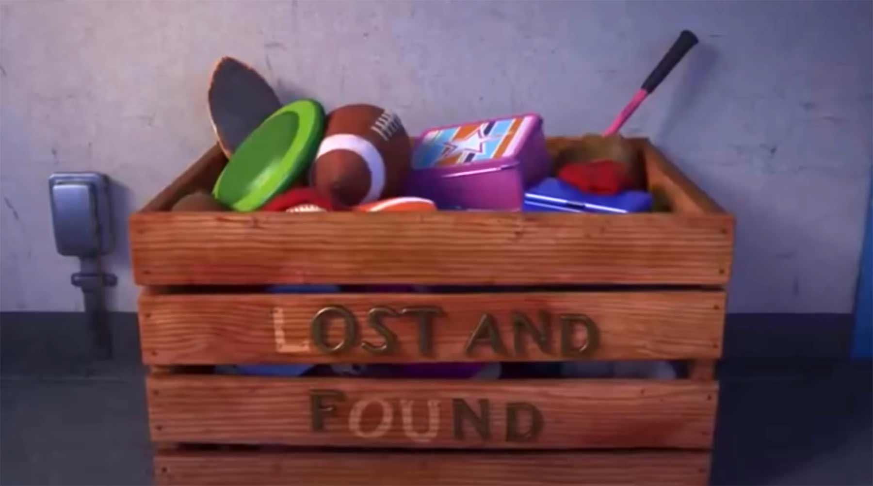 Disney Pixar-Kurzfilm: Lou