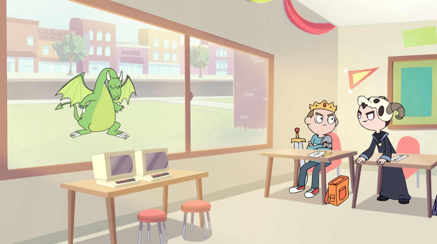 Animierter Kurzfilm: Kid Arthur kurzfilm-kid-arthur