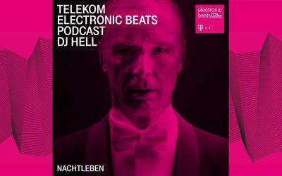 Telekom Electronic Beats Podcast mit DJ Hell & Westbam