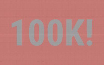 100.000 Fans auf Facebook!