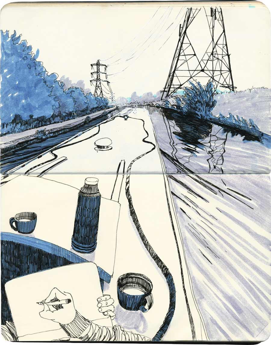 Zeichnungen: Anton Marrast Anton-Marrast-zeichnungen_08