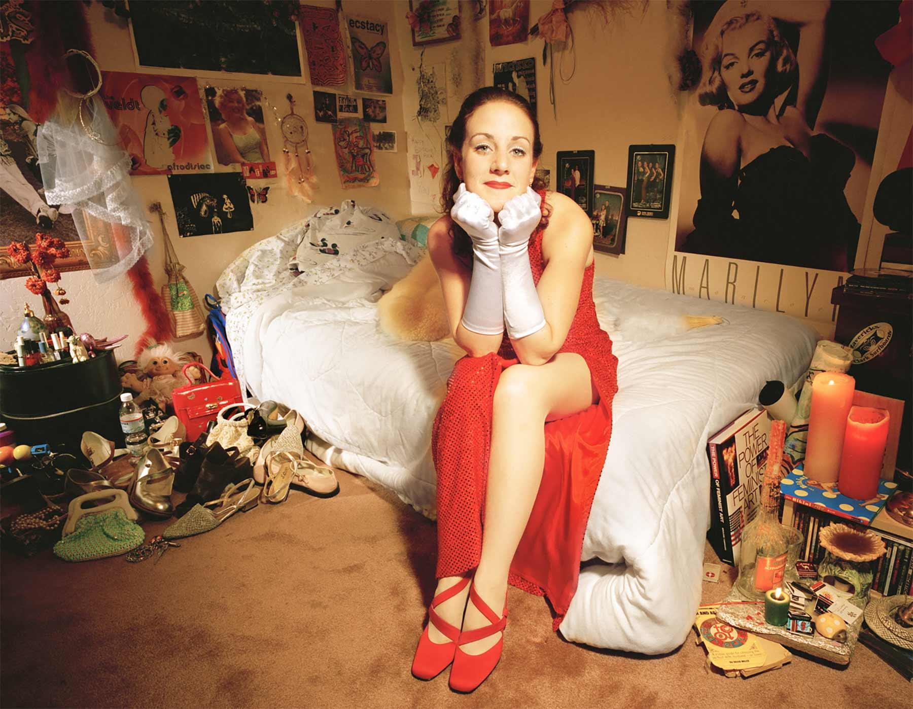 Vorstadtleute 20 Jahre später nochmals abgelichtet Beth-Yarnelle-Edwards-Suburban-Dreams_01
