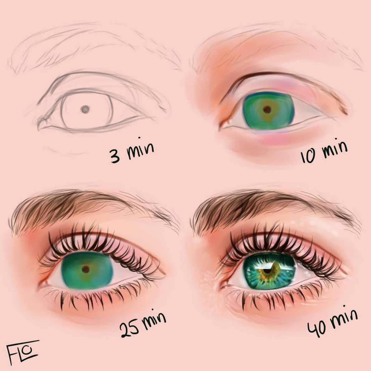 Zeit für Details: Zeichnungen von Floortje Floortje-speedpaintings_08